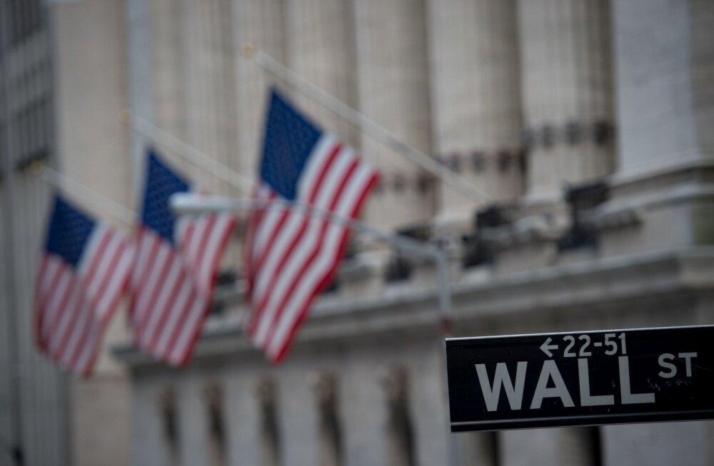Wall Streeti tulemustasud on kolme kümnendiga kasvanud üheksa korda