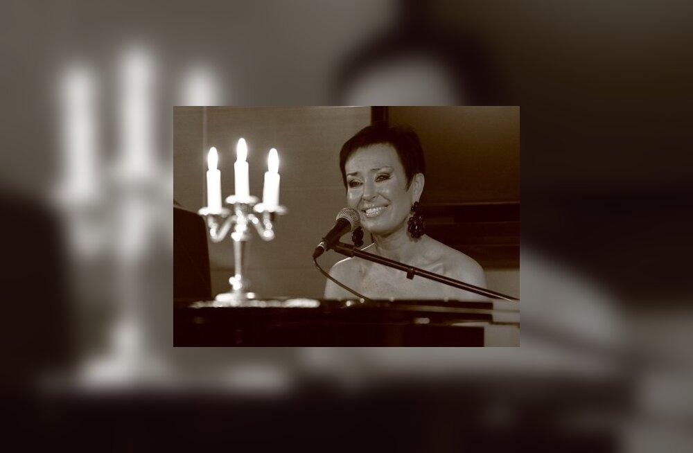 Певица Натали Викс: женщина должна всегда быть непредсказуемой