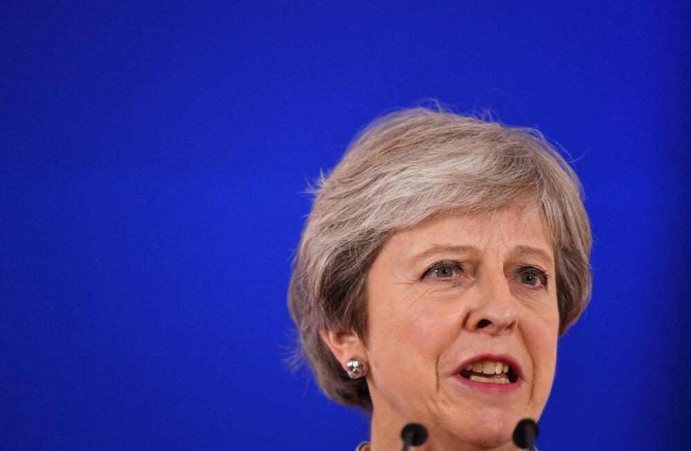 3 päeva kohtumõistmiseni: kas Theresa May jääb uuel nädalal valitsusjuhi kohast ilma?
