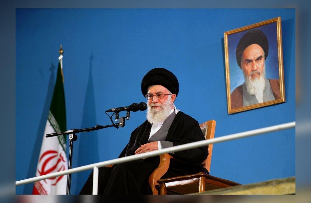 Ajatolla Khamenei keeldus USA ettepanekust kahepoolseteks kõnelusteks