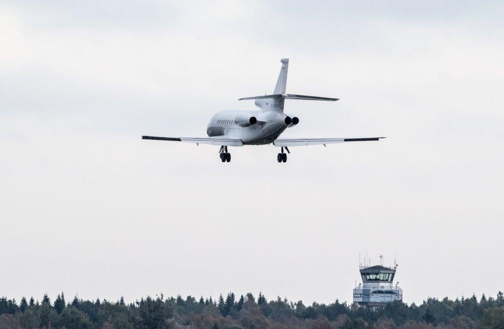 EU riigijuhtide saabumine lennujaama