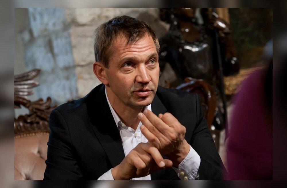 VIDEO: Sõõrumaa kahtlustab, et Mart Sanderile seati kunstimaailmas lõks