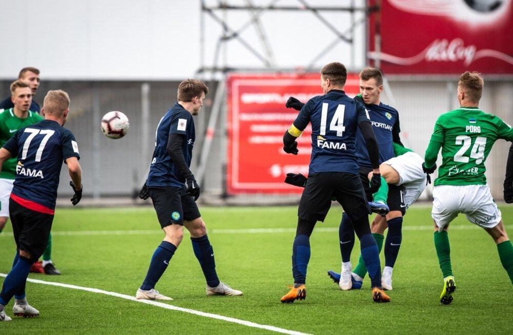 FC Flora - Narva Trans