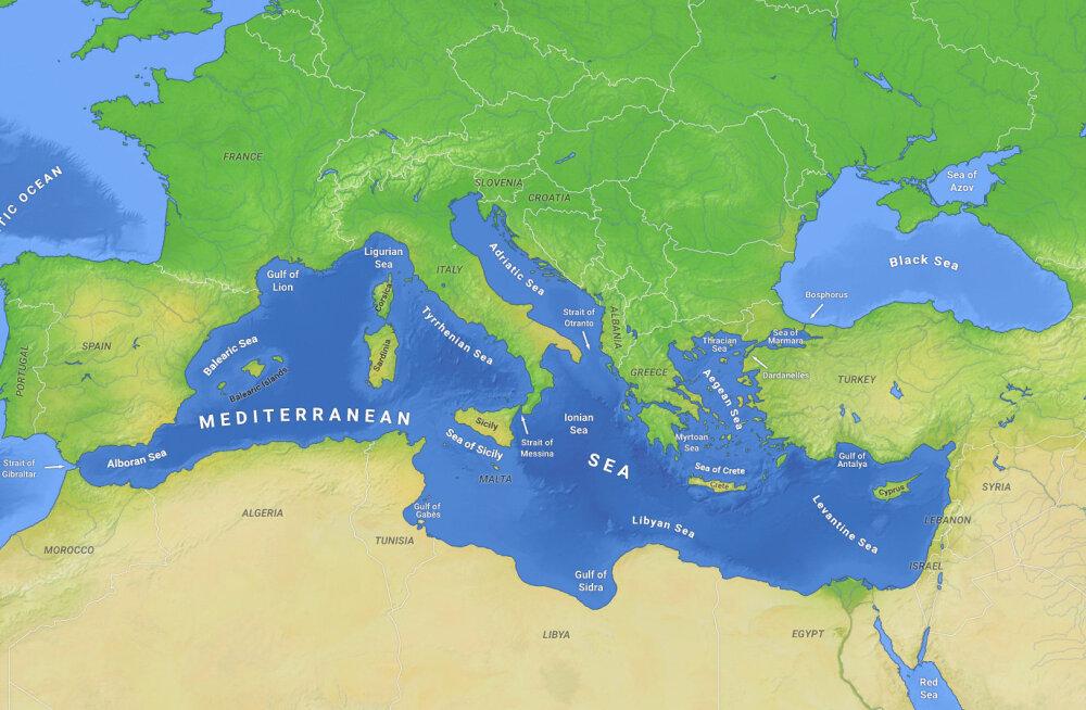 Maailma vanim tükike merepõhja on leitud ja see asub siinsamas Euroopas