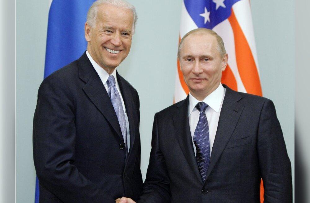 Putin pakkus USA asepresidendile viisavabadust