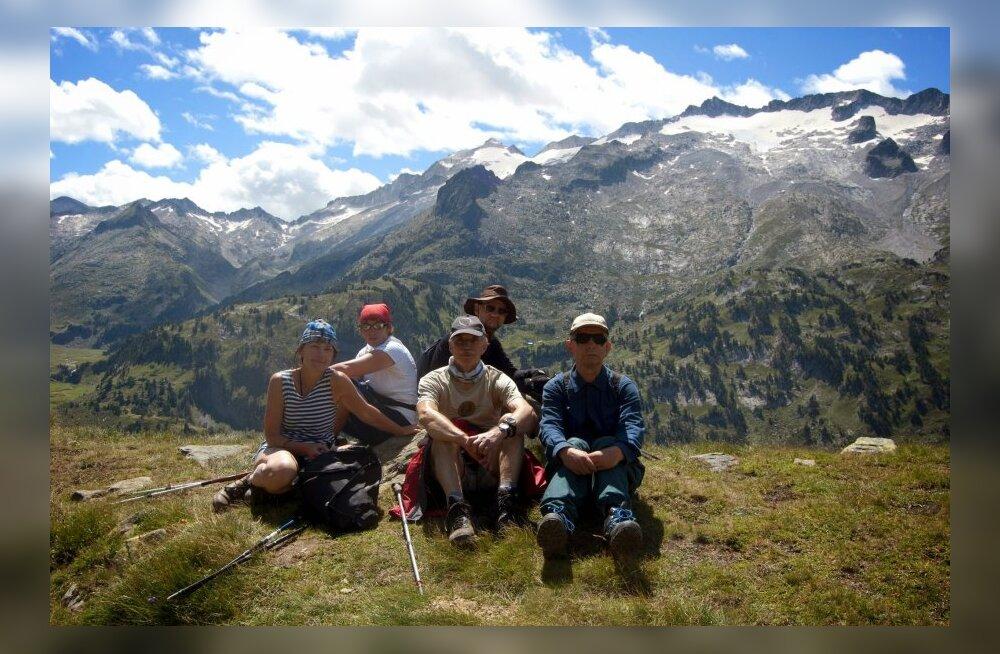 Matkapäevik: Aragoni soojadel mägiradadel leiab ka meile tuttavaid marju ja seeni