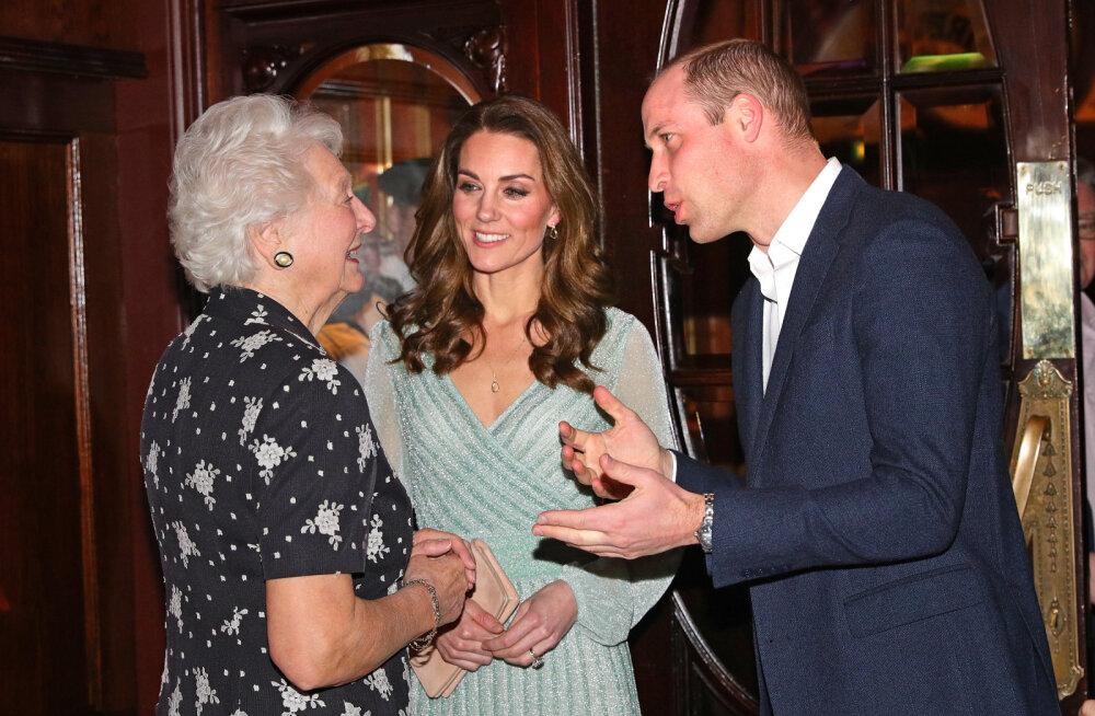 Uus amet? Kate Middleton ja prints William proovisid kätt hoopis teises valdkonnas