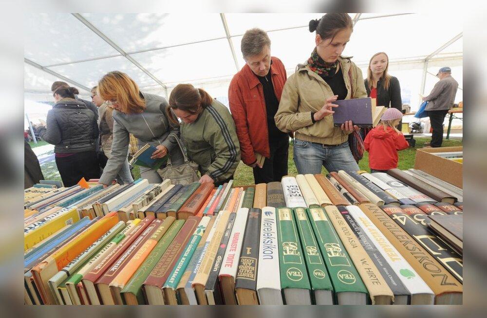 На литературный фестиваль в Таллинн съедутся известные писатели