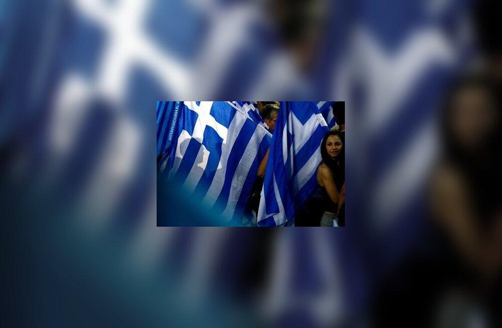 IMF kiitis heaks 3,2 miljardi eurose laenuabi Kreekale