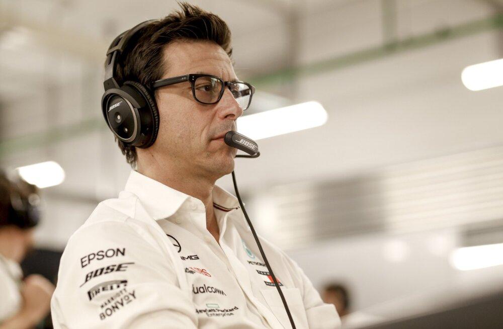 Toto Wolff ei osalenud tähtsal F1 konverentskõnel. Austerlane on Mercedesest lahkumas