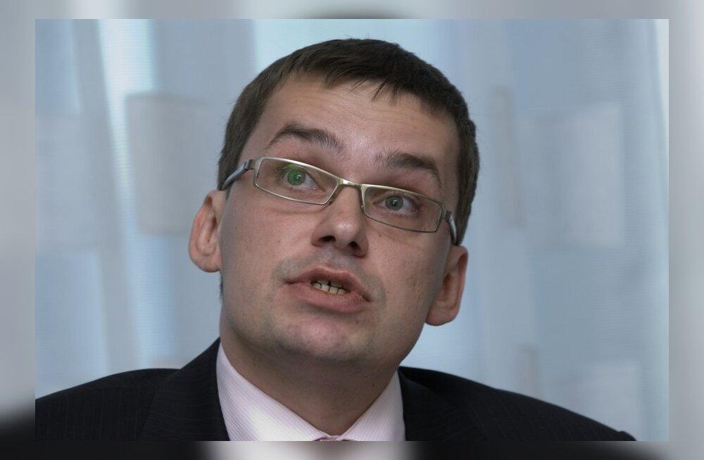 Viljar Arakas: töötuskindlustuse makse alandamine on kui värske õhk