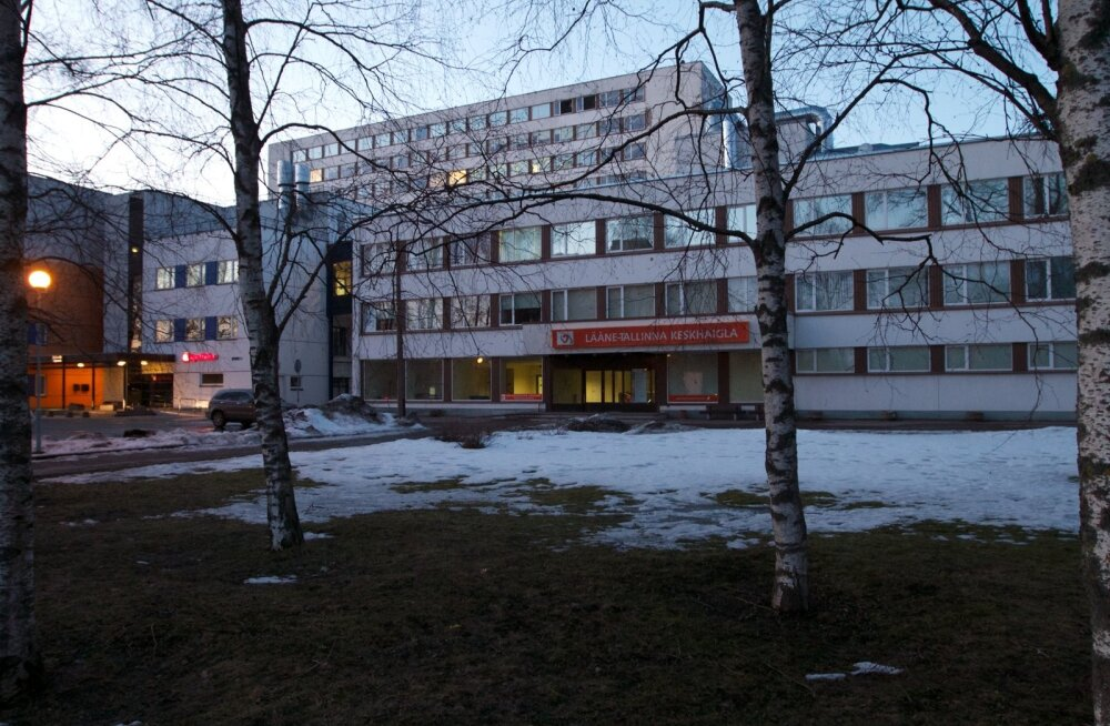 Ida-Tallinna ja Lääne-Tallinna Keskhaigla
