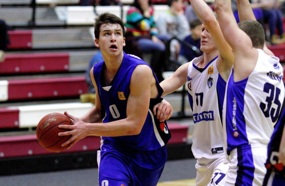 Märtsi Basketballis: Kregor Hermeti äkklend Hispaaniasse, Raieste soovitusel