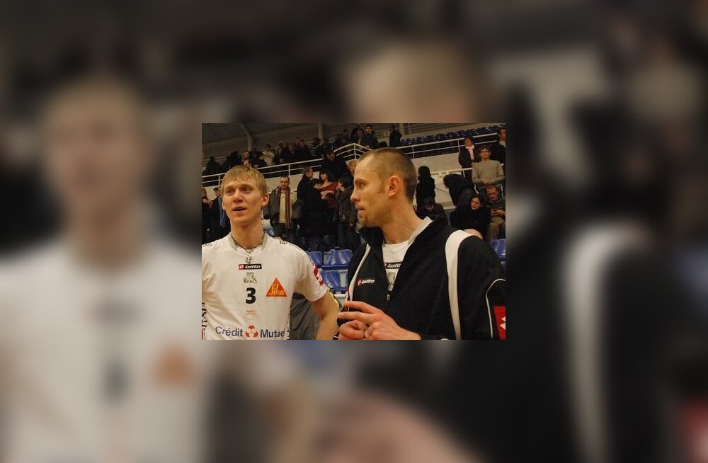 Pavel Kružajev on kerkinud supervormi