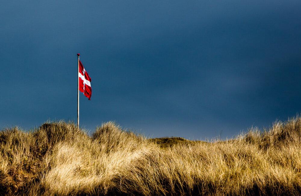 Дания построит стену на границе с Германией