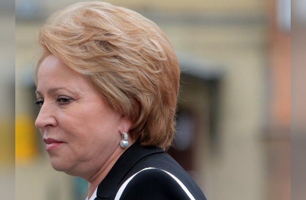 Матвиенко уходит с поста губернатора Петербурга