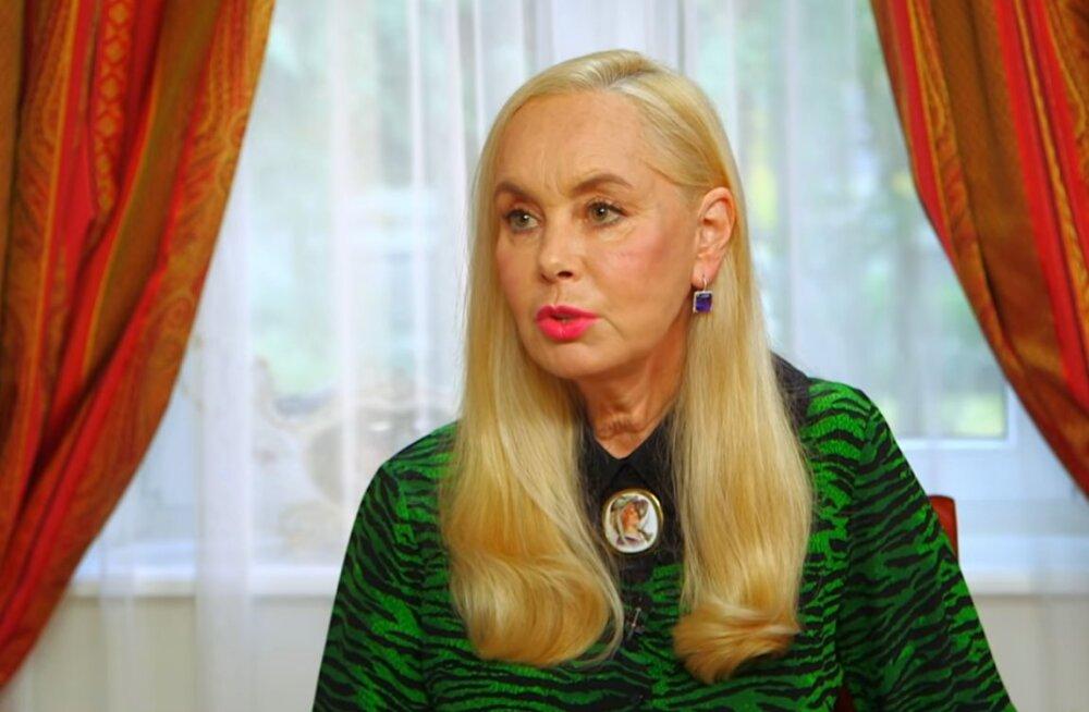 Вдова Иосифа Кобзона госпитализирована с коронавирусом