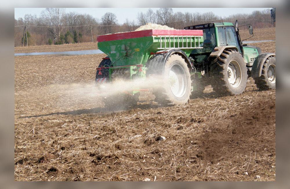 Lupjamine säästab mulda