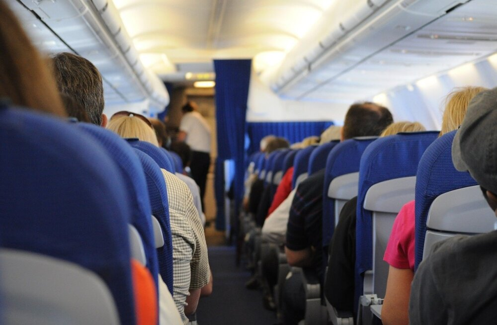 Lennureisi rikub lärmakas kaasreisija? Siin on kolm soovitust, kuidas olukorraga tegelda