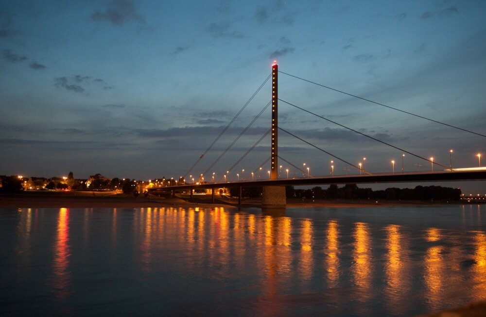 Düsseldorfi linnamelu