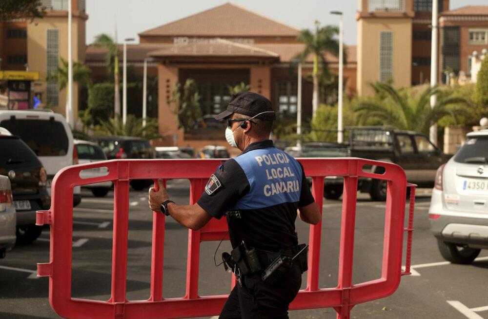 Välisministeerium ei soovita reisida Itaalia ja Hispaania piirkondadesse, kus on tuvastatud koroonaviiruse levik
