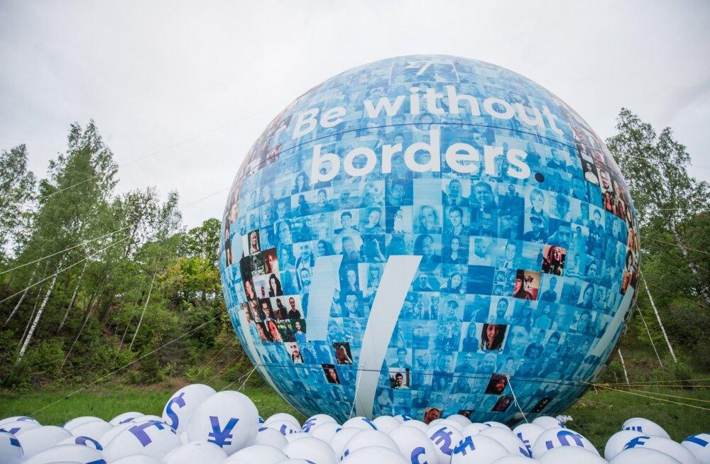 TransferWise'i õhupall
