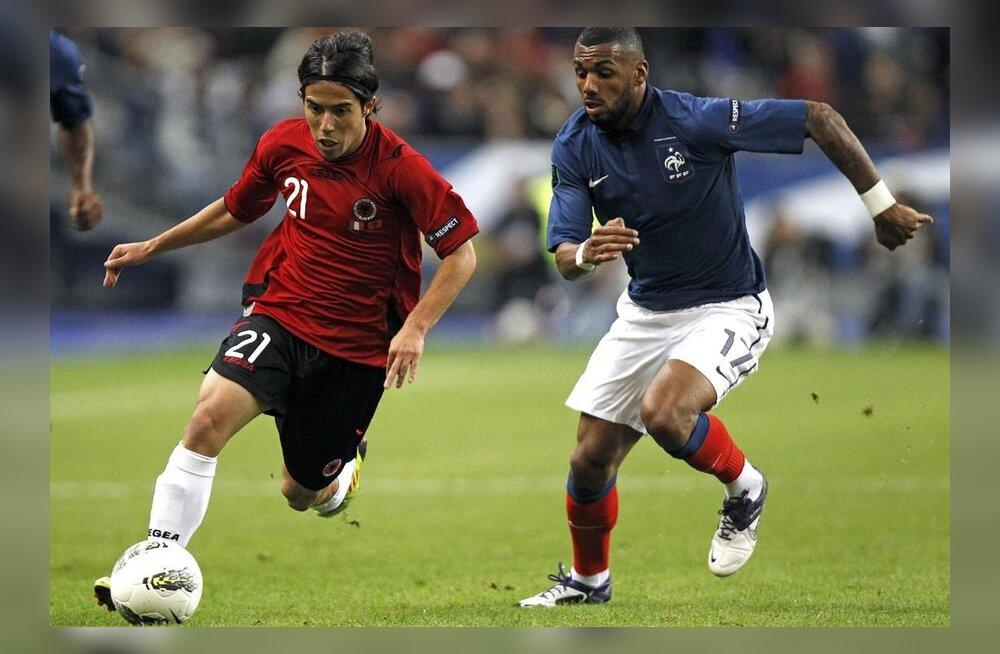22-aastane Prantsuse koondislane eelistas Inglise klubidele Venemaad