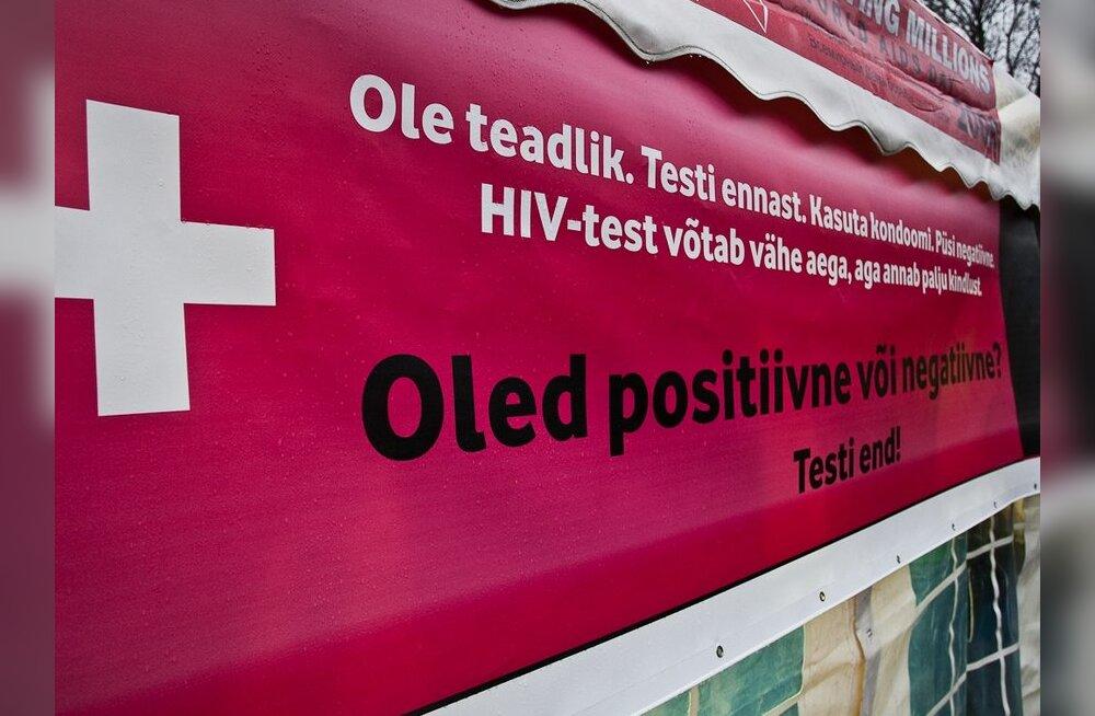HIV-testimine ei ole litsakuse mõõdupuu