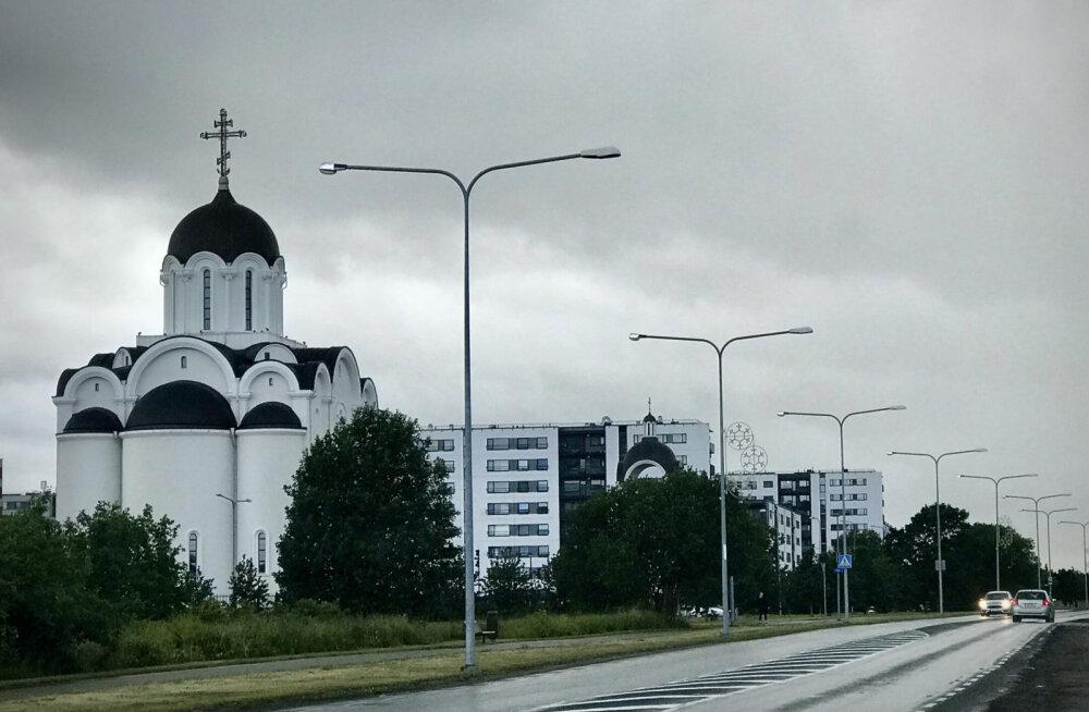 Liiklusjärelevalvekeskus: avariialtimad kohad Tallinnas Lasnamäel