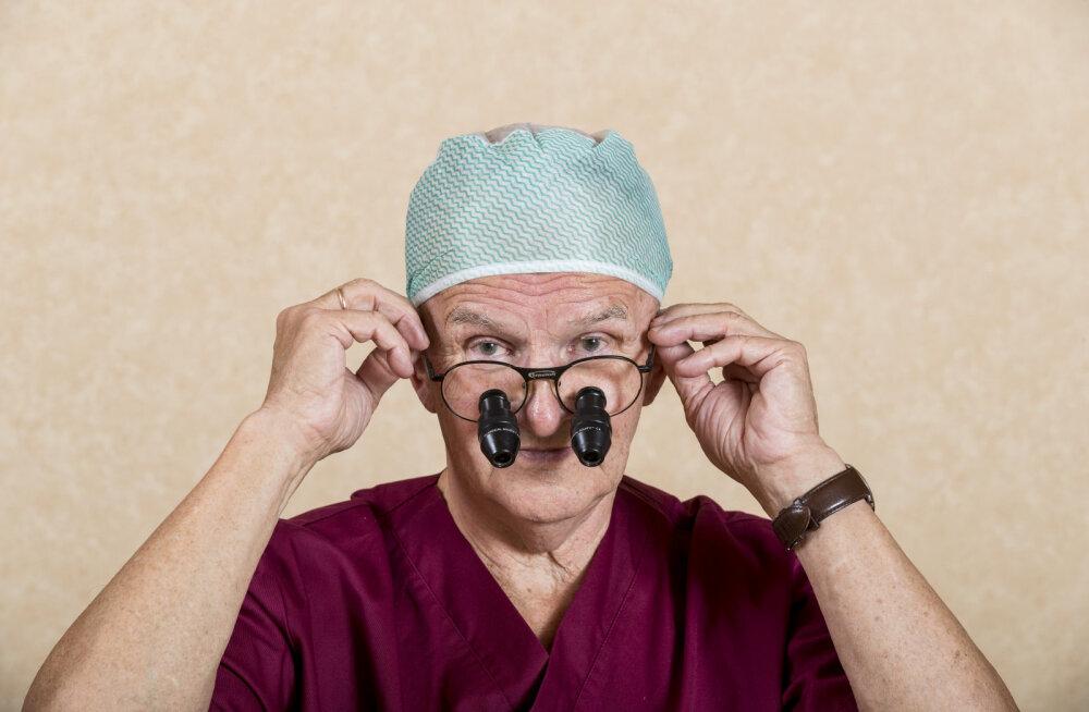Südamekirurg Toomas Sulling: algava infarkti korral hävib iga minutiga mingi osa südamelihasest