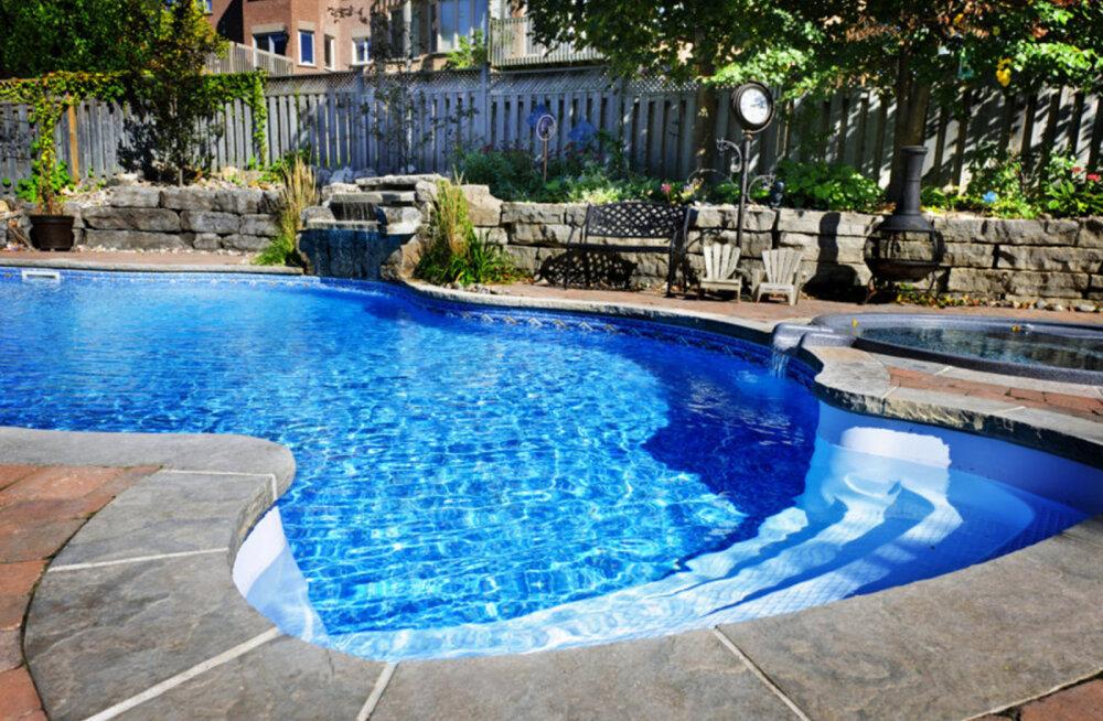 Kas kodune bassein on vaid miljonäridele? Vaata järele!
