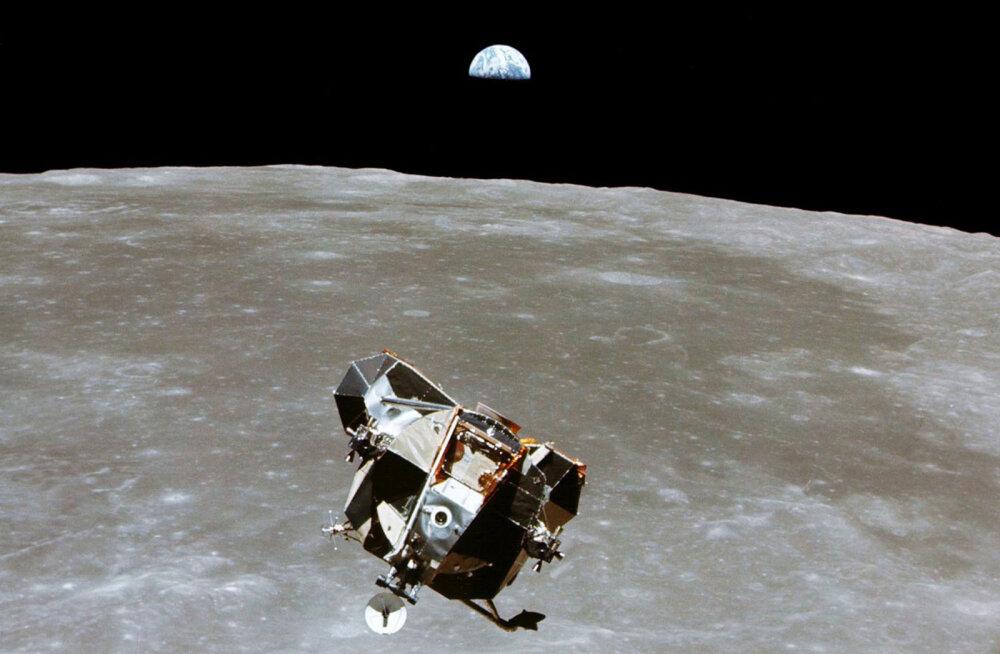 Floridas leiti prügikastist hulk haruldasi pabereid, mis olid pärit USA ja NSVL-i vahelise kosmosevõidujooksu tippajast