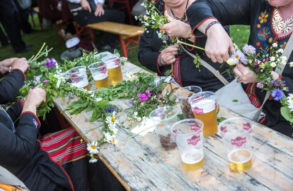 Laine Randjärv: alkoholivaba laulupidu alandab lauljaid ning ei soosi tegelikku kainust