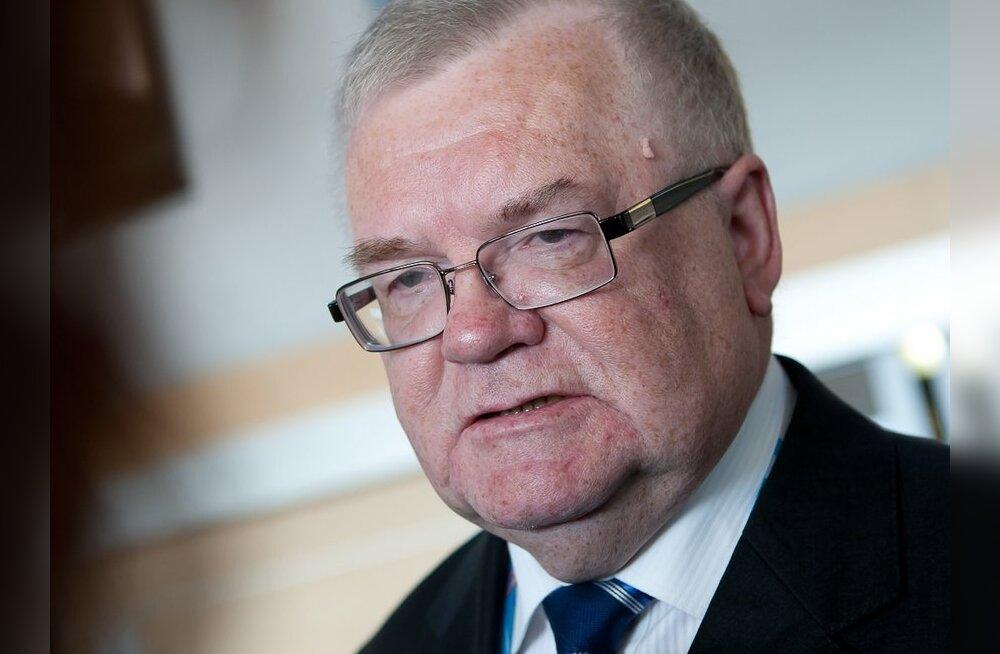 Erakond surub Savisaart saarlaste kandidaadiks parteijuhi kohale