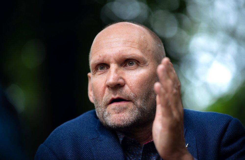 Helir-Valdor Seeder: Isamaa ei vihka opositsioonierakondi ega ole ka armunud oma koalitsioonipartneritesse