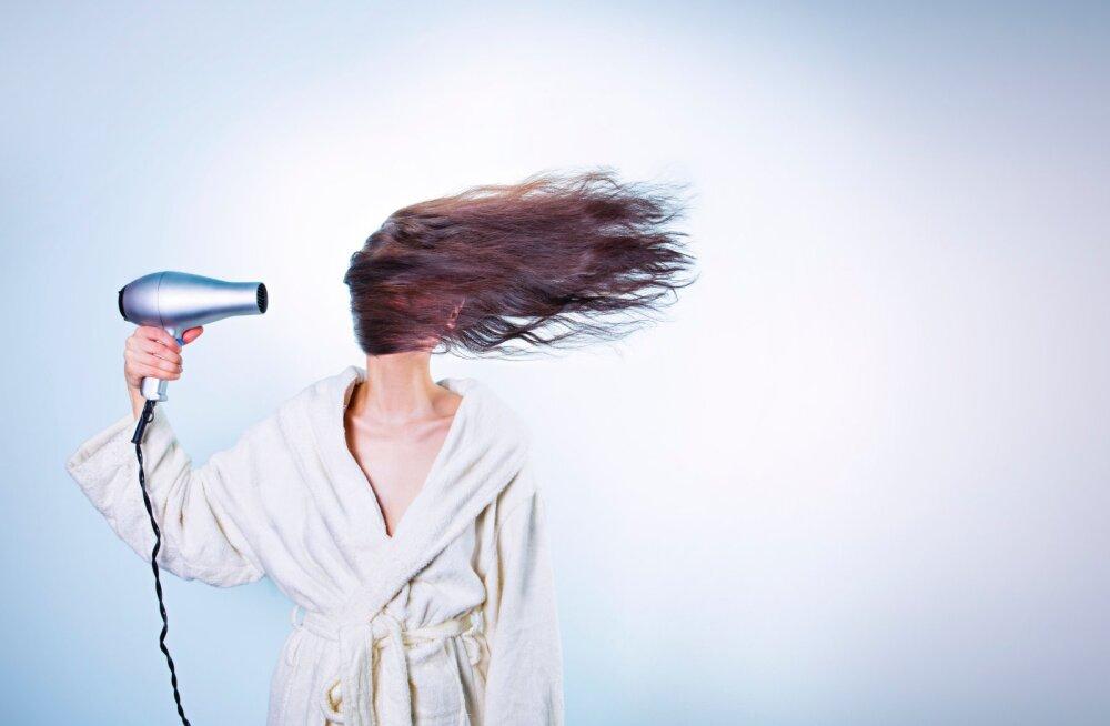 Külmaga on juuksed katki ja kahuseks läinud? Tegutse nii ja kõik saab korda