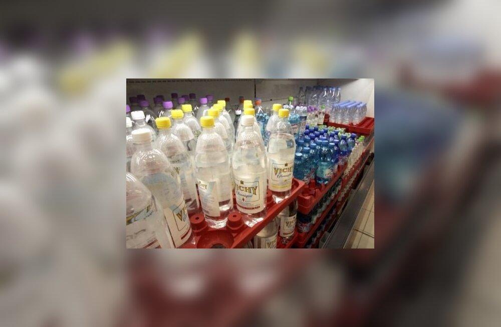Ära joo ülekuumenemise puhul paljast vett