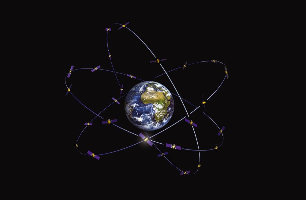 Probleem Euroopa navisüsteemiga Galileo - satelliitide aatomkellad ütlevad järjest üles