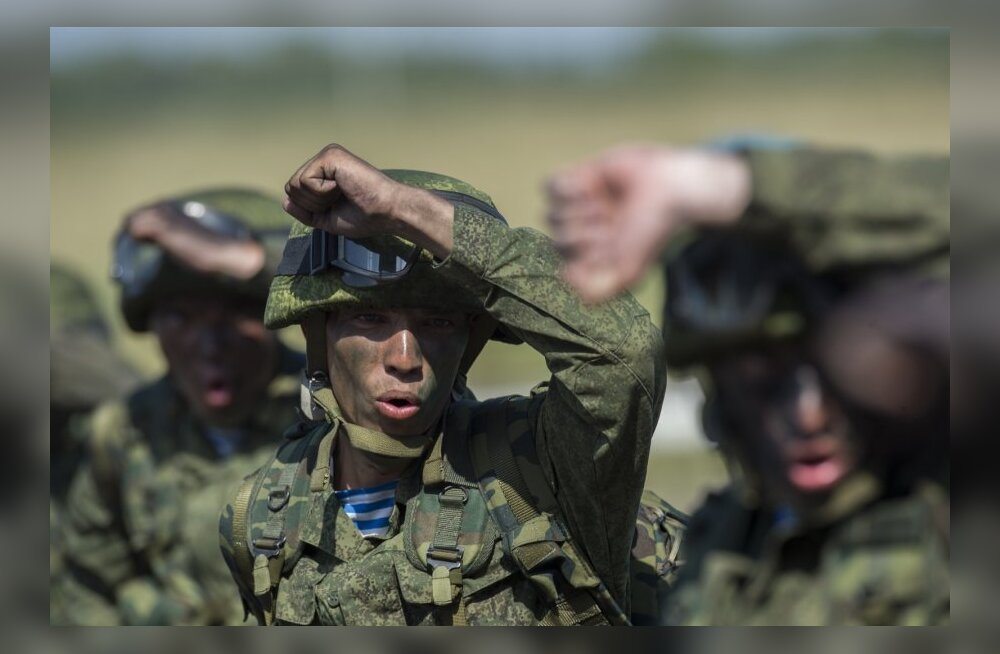 Российские десантники. Иллюстративное фото