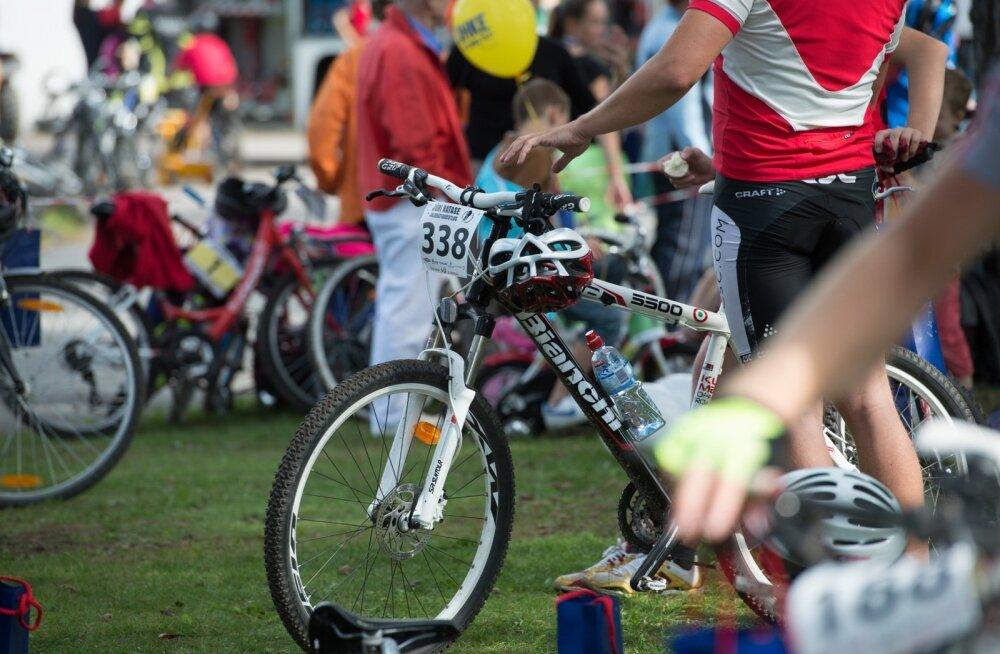 Jüri Ratase jalgrattavõistlus