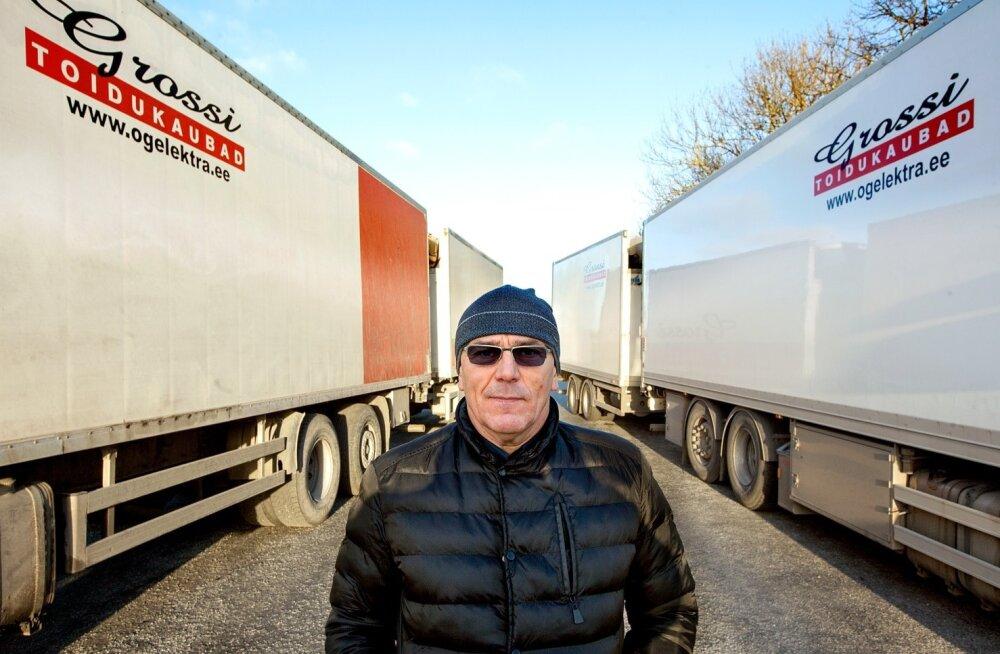 Oleg Gross annab tööd ja leiba 1500 inimesele.