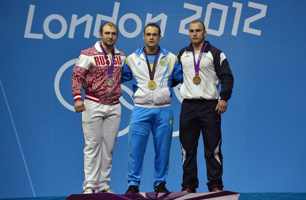 Kasahstani spordikuulsus Ilja Ilijn peab Londoni olümpiakulla loovutama