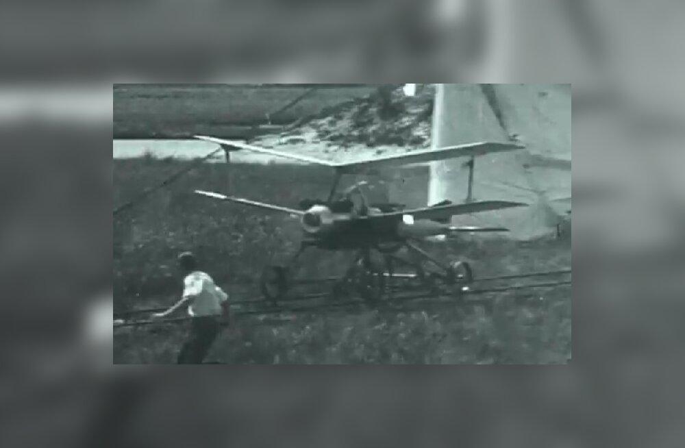 Mehitamata lennukid töötati välja juba Esimeses maailmasõjas