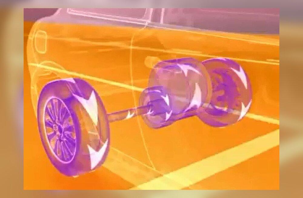 Mis asi on mehaaniline aku? Ülevaade hooratta kineetilise energia salvestamisest