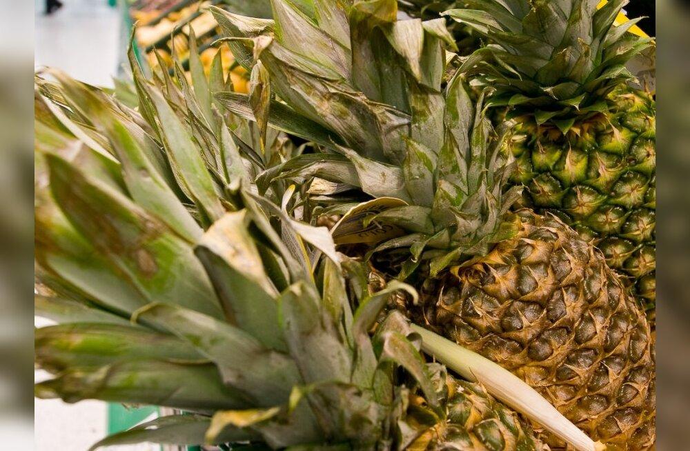 Ananass ravimina: puhastab verd ja põletab rasvu