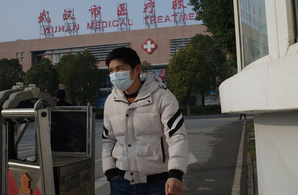 Hiinas avastatud uus saladuslik viirus jõudis esmakordselt ka välismaale