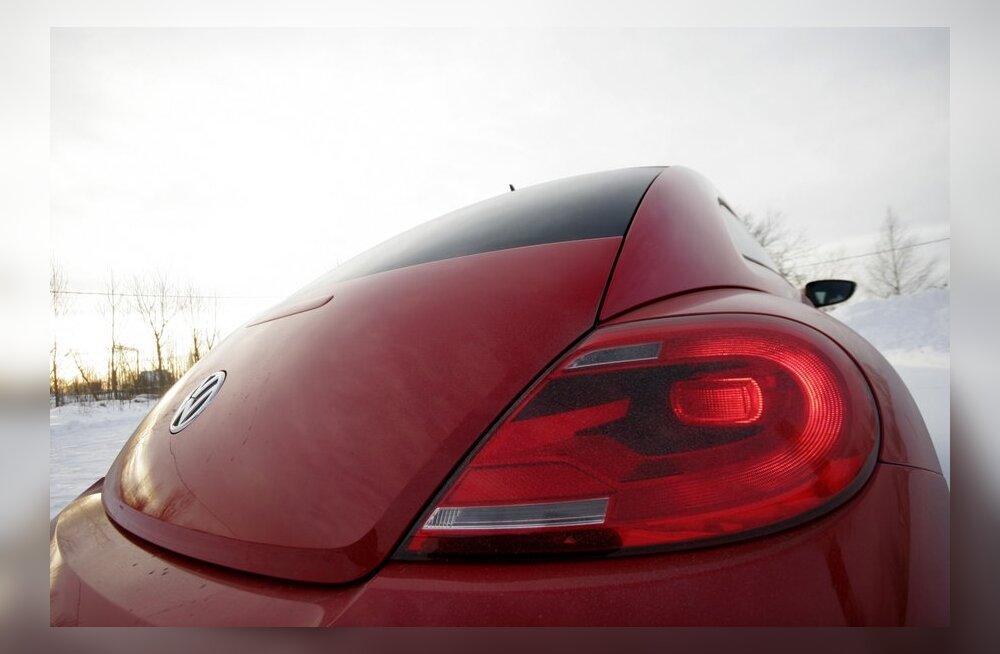 VW Uus Uus Põrnikas, edaspidi lihtsalt Põrnikas, on piisavalt põrnikaliku kujuga.