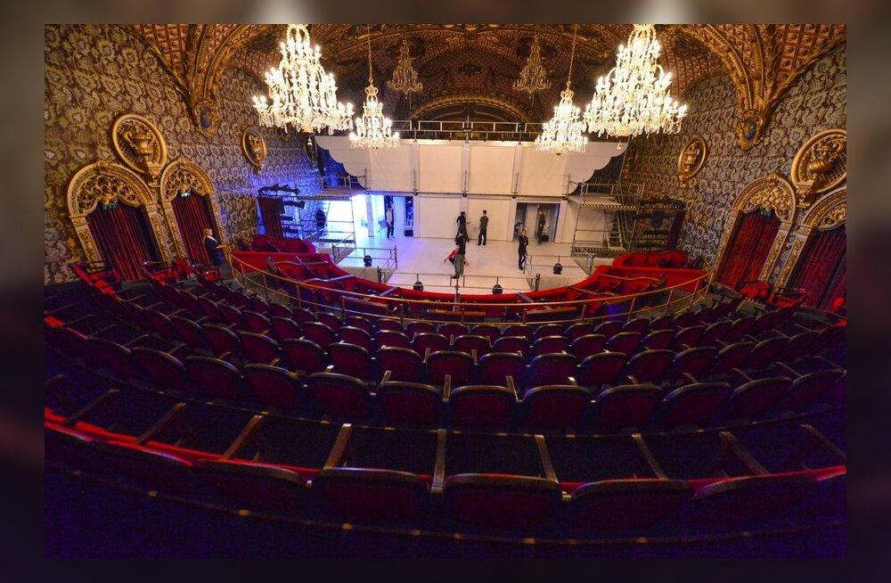 Vene teatris Paabeli torn-2