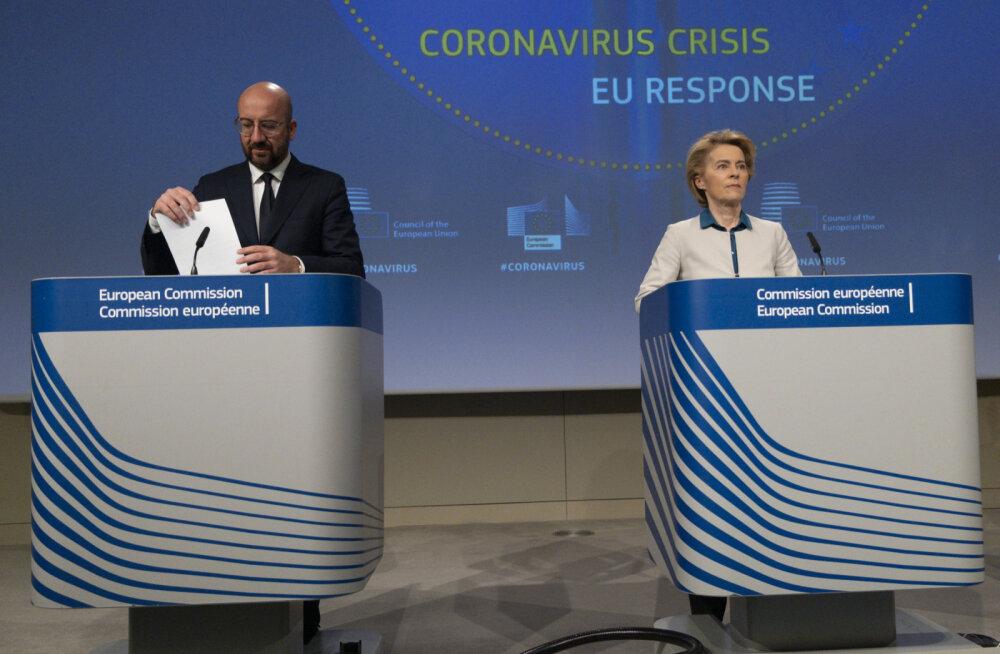 """Евросоюз подготовил """"дорожную карту"""" по выходу из кризиса. Когда откроют внутренние и внешние границы?"""