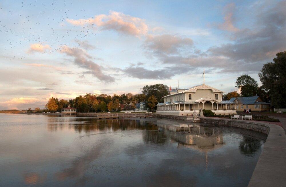 Всемирное признание: Тарту и Хаапсалу признаны городами с самой комфортной городской средой